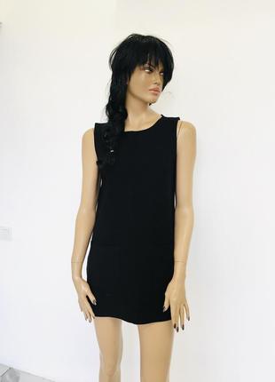 Cooperative стильный бойфренд сарафан с карманами - платье держит форму 1+1=3 на всё 🎁