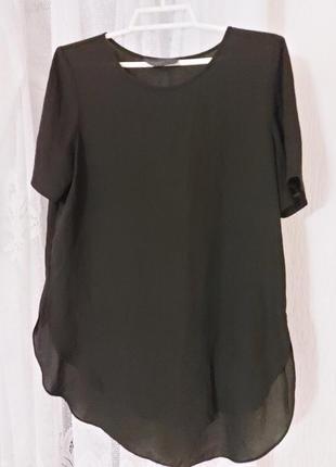 Шифоновая блуза от topshop