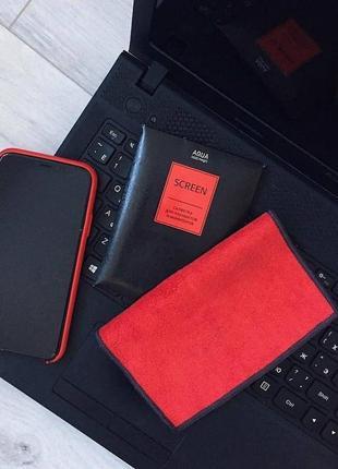 Салфетка для планшетов и мониторов