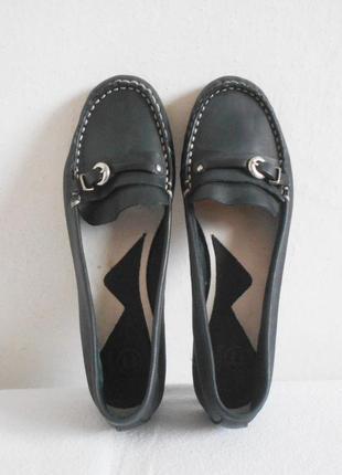 Кожаные балетки туфли tt bagatt
