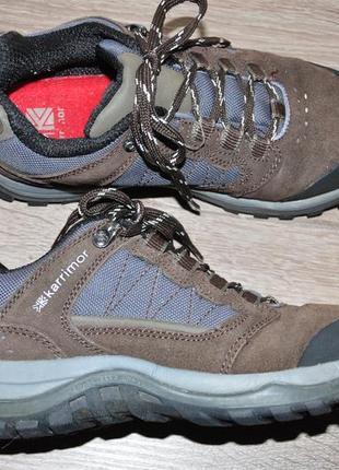 24,5 см karrimor трекинговые кроссовки