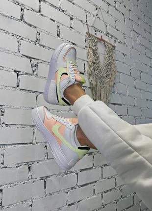 """Nike air force shadow """"crimson tint"""""""