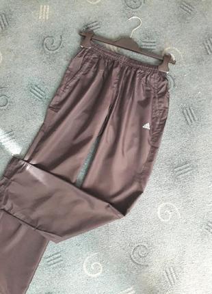 Легкие спортивные штаны4 фото
