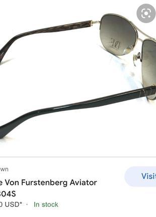 Солнцезащитные очки diane von furstenberg2 фото