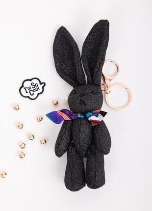 Заяц , брелок заяц , игрушка заяц   , зайчик