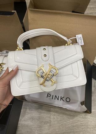 Женская сумка пинко pinko mini в расцветках