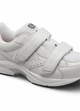 Комфортные кожаные кроссовки, последняя пара