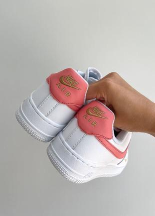 Шикарные женские кроссовки nike air force 18 фото