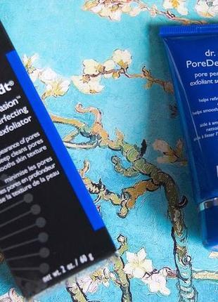Отшелушивающее средство dr. brandt pores no more