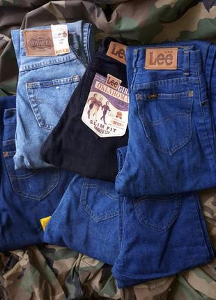 Фирменные американские винтажные джинсы.цена на пару дней!