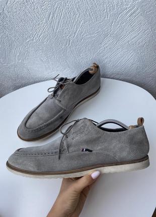 Туфли мокасини strellson