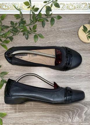 🌿38🌿 европа🇪🇺 clarks. кожа. фирменные качественные комфортные туфли