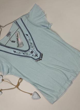 Блуза новая красивая крутая mark&spencer uk 14/42/l
