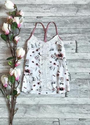 Нежная красивая блуза / майка chicoree