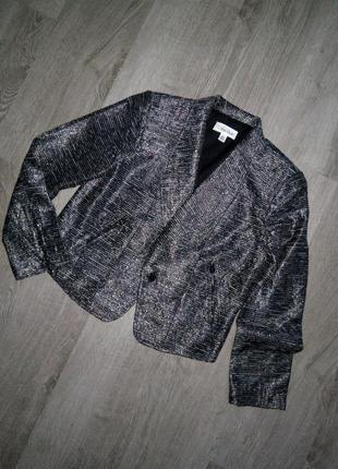 Calvin klein брендовый красивый пиджак, жакет, блейзер💣😱