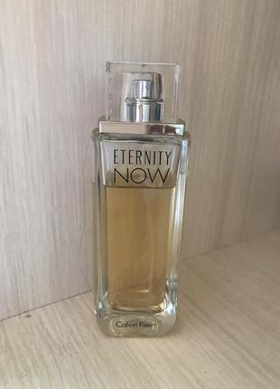 Calvin klein eternity now for women обмен1 фото