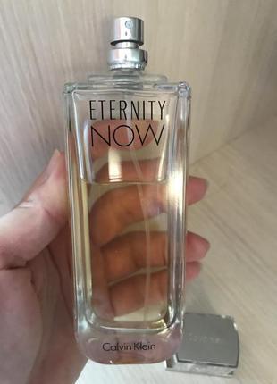 Calvin klein eternity now for women обмен5 фото