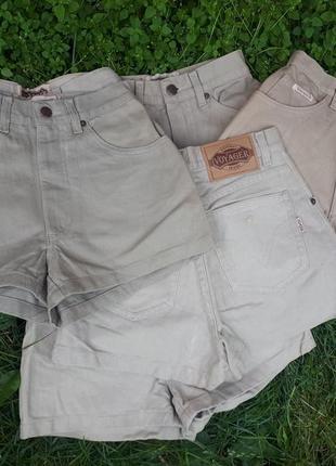 Короткие джинсовые шорты.на стройняшек.