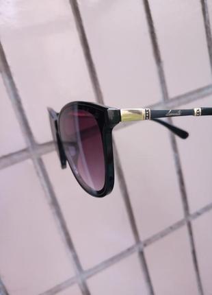 Стильные качественные квадратные изящные очки минимализм 3 категория защиты из 4 существующих4 фото