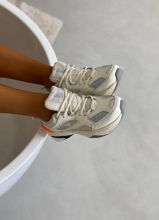 Женские кроссовки nike m2k tekno6 фото