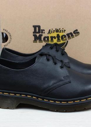 Кожаные туфли dr. martens 1461 оригинал, размер 39