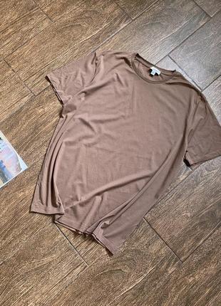 Красивая хлопковая футболка. оригинал