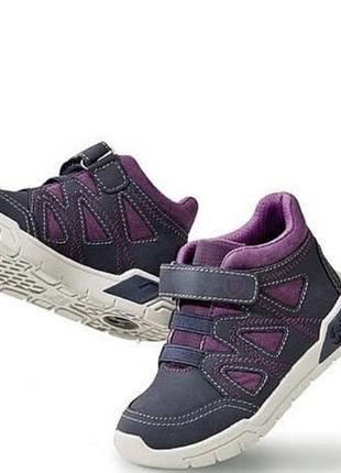 Ботинки хайтопы lupilu