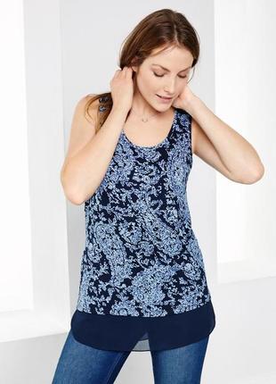 Мягусенька блуза з ткацької вставкою від tchibo (німеччина), розміри наші: 42-48 (36/38 євро)