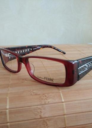 Фирменная оправа под линзы,очки оригинал gf.ferre gf377