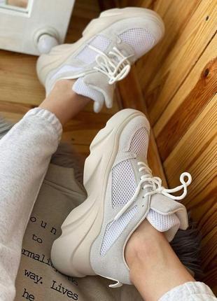 Кроссовки на платформе, кроссовки на толстой подошве,кроссовки на танкетке