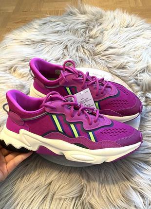 Оригінальні adidas ozweego у кольорі фуксія❤️🔥37р(23см)