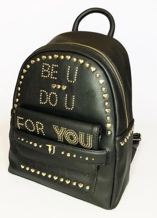 Молодежный городской рюкзак trussardi