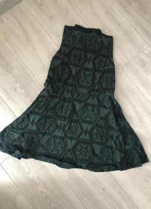 Стильное мини платье