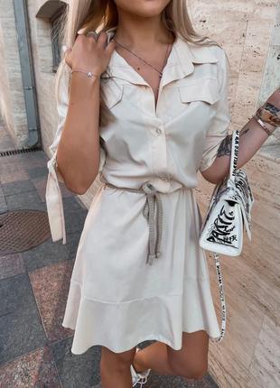 Платье рубашка 👌 5 цветов 👍тренд сезона👍