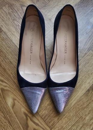 Красивые туфли - лодочки