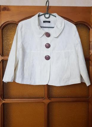 Болеро накидка пиджак укороченный