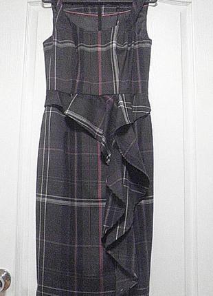 Шикарное брендовое платье next