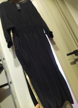 Довга стильна сукня ведикого розміру