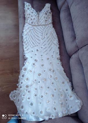 Плаття вечірнє, сукня, платье