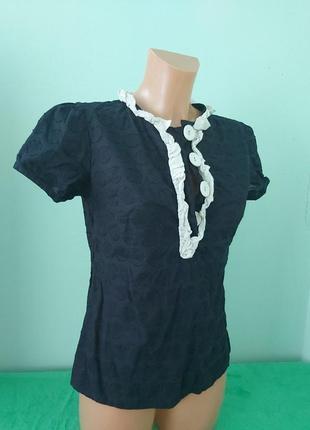 Блуза, рубашка с коротким рукавом