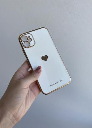 Силиконовый чехол на 11 айфон iphone