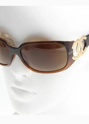 Chanel винтаж винтажные очки солнцезащитные очки оригинал