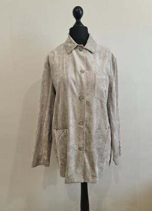 Стильный вельветовый пиджак жакет antonelli firenze