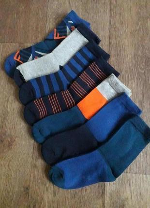 Комплект 7 пар носки pepperts германия цена за набор
