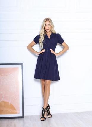 Платье летнее женское короткое мини нарядное легкое свободное розовое7 фото