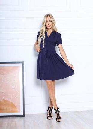 Платье летнее женское короткое мини нарядное легкое свободное розовое8 фото