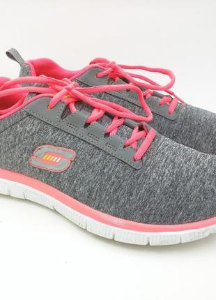 Для фитнеса, skechers lightweight flex sole, раз. 38,5, стелька 25,5 см.