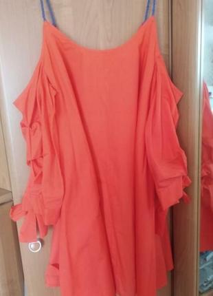 Платье asos. размер 14