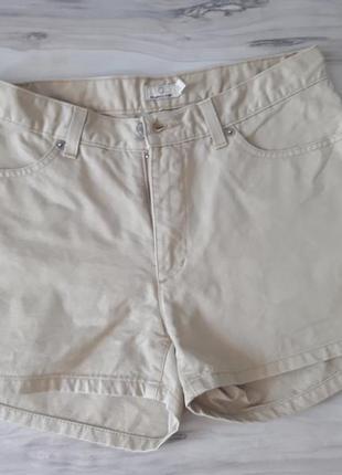 Джинсовые шорты polarn o.pyret