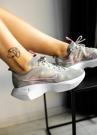 Nike vista lite grey, кроссовки найк виста женские